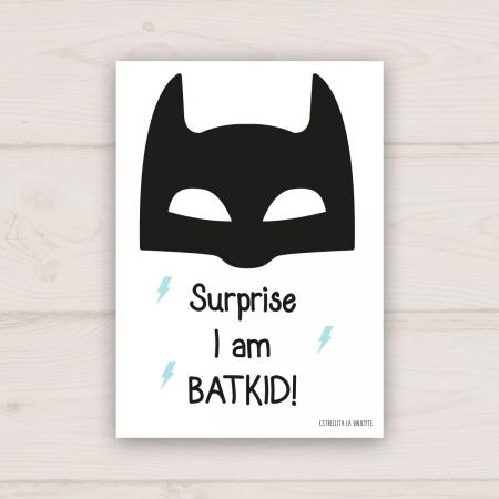 Lámina Batkid