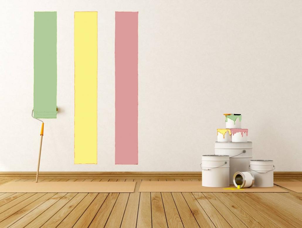 El color de la habitaci n del beb es una decisi n importante for Organizacion de la habitacion del bebe