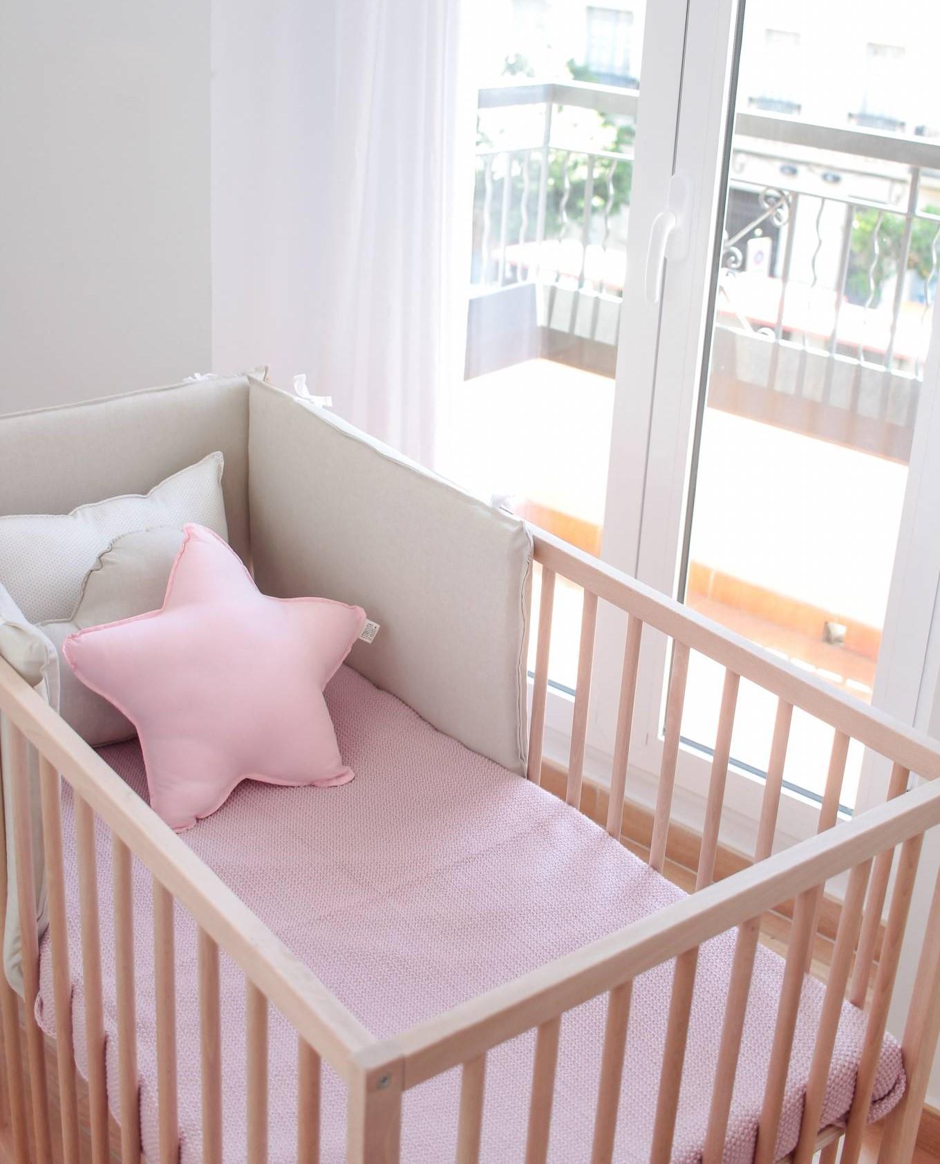 la primera habitación del bebé