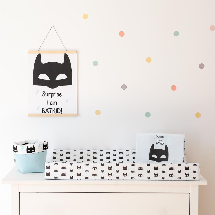 Decoración infantil colección Batman