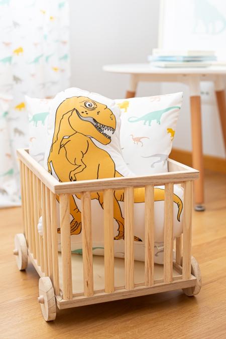 Cojines dinosaurios