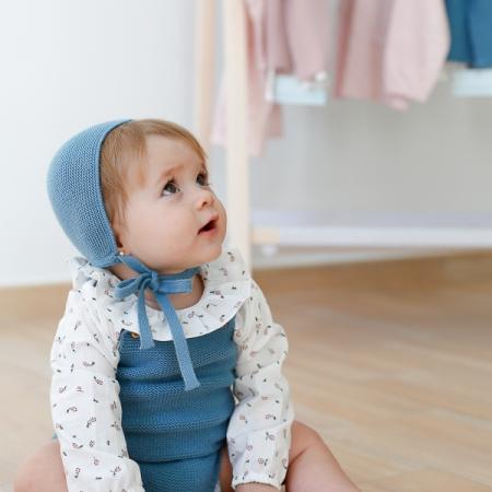 adornos en la cabeza de bebés