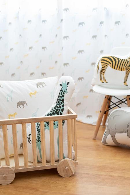 Detalles decorativos animales