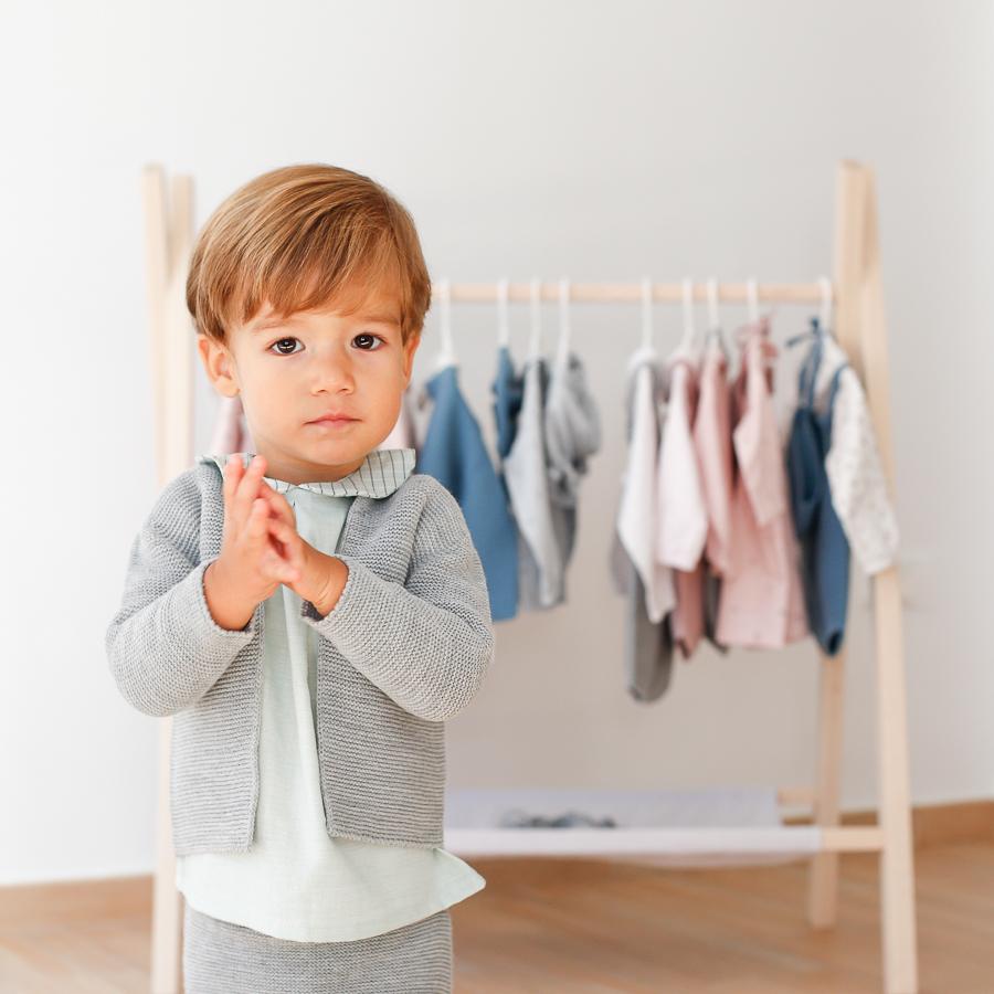 Regalar ropa a los niños