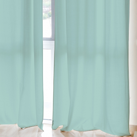 Cortinas mint