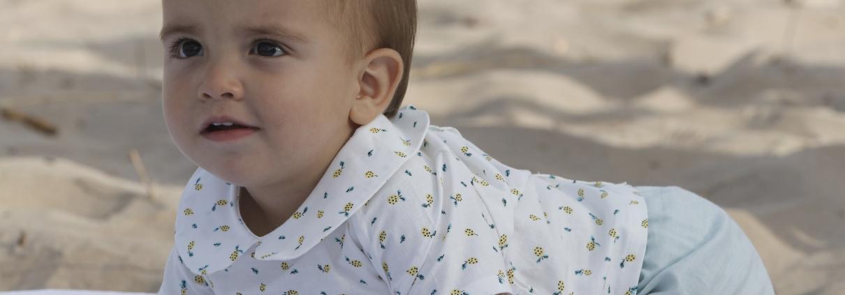 Ropa verano bebé Estrellita La Valiente